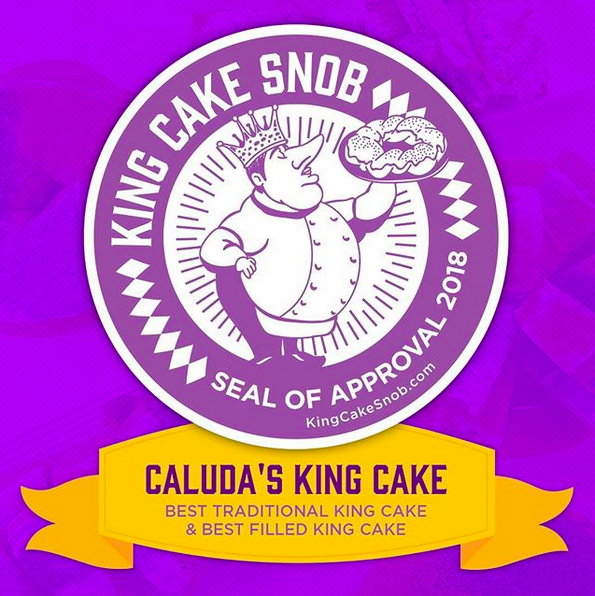 King Cake Snob Awards